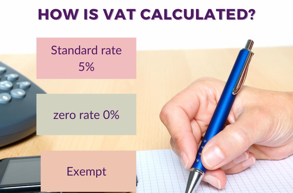 zero rated exempt VAT supplies