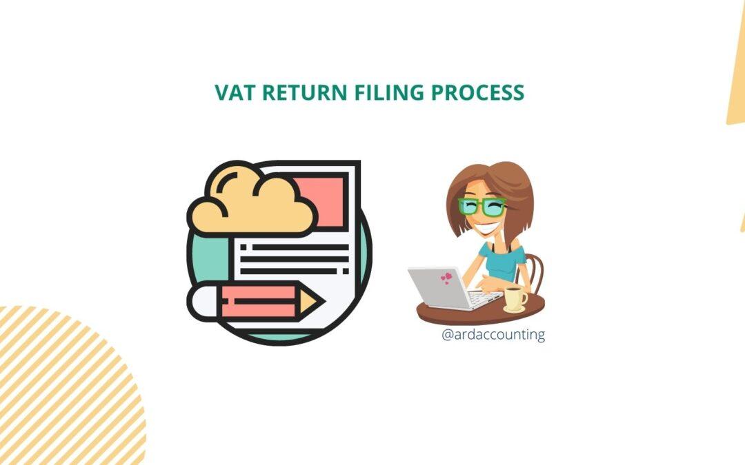 How to file VAT return in UAE